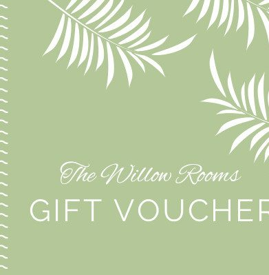 The Willow Rooms Gift Voucher